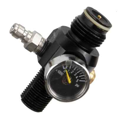 Paintball Micro Pressure HP Regulator 300 Bar (salida de 800 PSI) | Paintball Sports