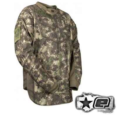 Camiseta de Paintball Planet Eclipse G3 Molle HDE Camo (2XL) | Paintball Sports