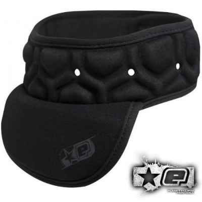 Protector de cuello Planet Eclipse Overload Paintball (negro, S / M) | Paintball Sports