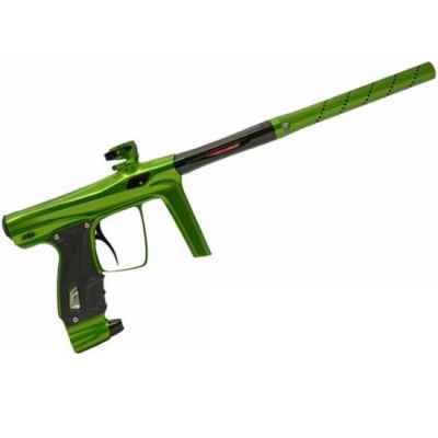 Smart Parts Shocker RSX Paintball Marcador (verde / negro) | Paintball Sports