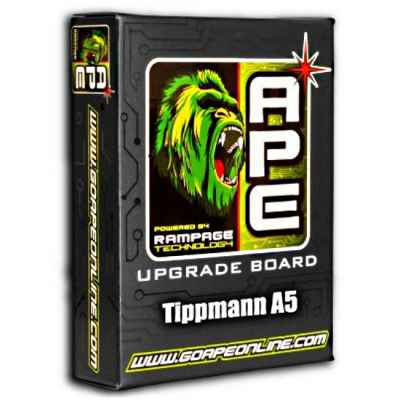 APE Rampage US Board para marcadores Tippmann A-5 | Paintball Sports