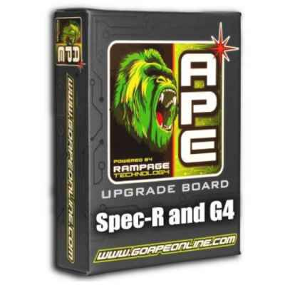 Junta estadounidense APE Rampage para Dangerous Power G4 / G3 Spec-R | Paintball Sports