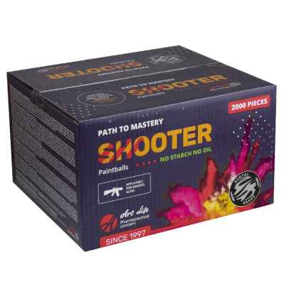 Artlife Shooter Training Paintballs (Caja de 2000) | Paintball Sports
