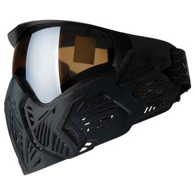 BunkerKings CMD / Command Paintball Mask LTD Edtion (Carbono negro) | Paintball Sports