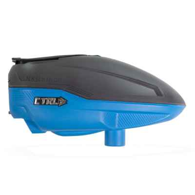 Bunkerkings CTRL Paintball Hopper (Azul Grafito) | Paintball Sports