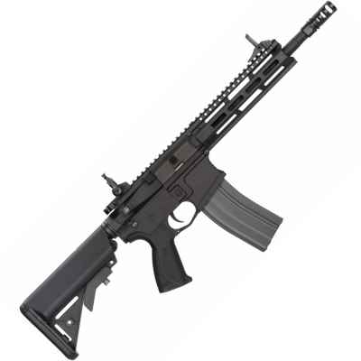 G&G CM16 Raider 2.0 S-AEG (negro) | Paintball Sports
