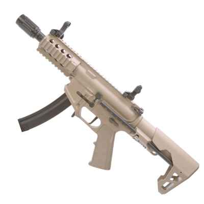 King Arms AG-229 SAEG Airsoft ametralladora TAN | Paintball Sports
