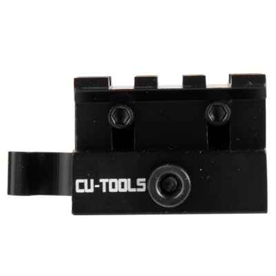 Elevador ajustable CU-Tools / Riel de visión ajustable (FSR) - 40 mm | Paintball Sports