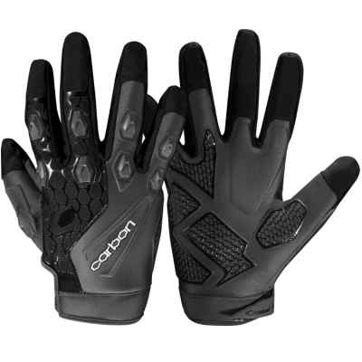 Guantes Carbon CC Paintball (negro) | Paintball Sports