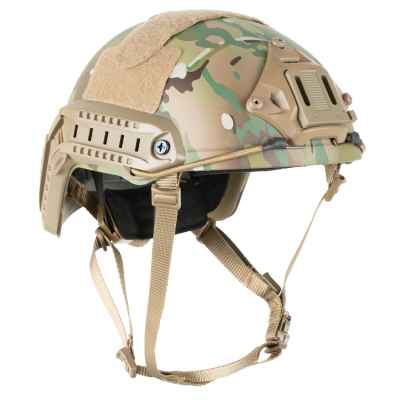 Casco DELTA SIX Tactical FAST MH para paintball / airsoft (multicam)   Paintball Sports