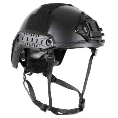Casco DELTA SIX Tactical FAST MH para paintball / airsoft (negro)   Paintball Sports