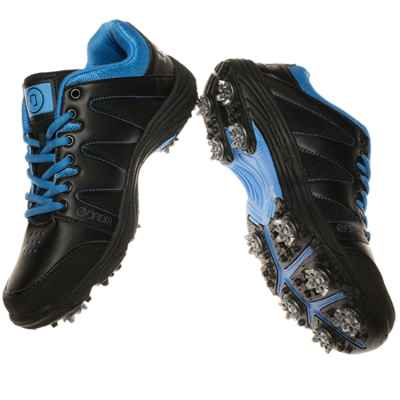 Zapatillas de torneo DROM 1.5 Paintball (azul / negro) | Paintball Sports
