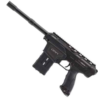 Dye DAM CQB Tactical Paintball Marker (Negro) | Paintball Sports