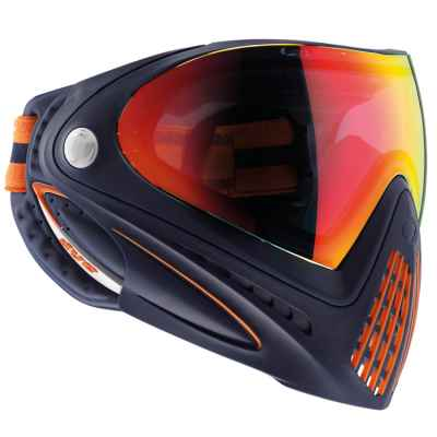 DYE I4 Paintball Maske Special Edition (Orange Crush) | Paintball Sports