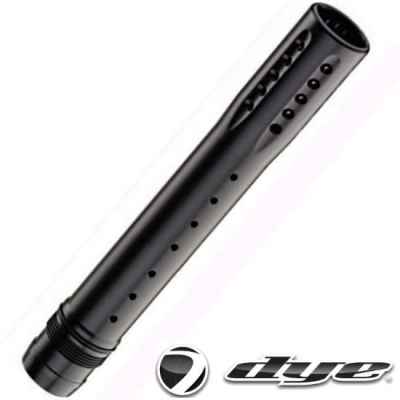 "DYE Ultralite Boomstick Running Front 12 ""(negro, mate) 