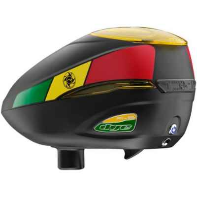 Dye Rotor R-2 Paintball Loader (Rasta) | Paintball Sports