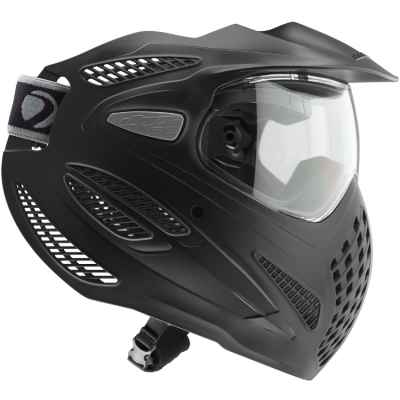 Dye SE Paintball Thermal Mask (negro) | Paintball Sports