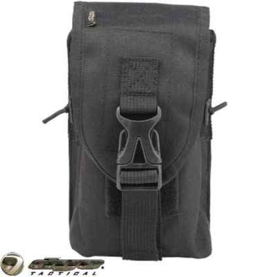 Dye Tactical Grenade Pouch / Grenades Bag 2.0 (Negro) | Paintball Sports