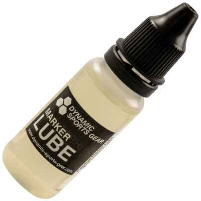 Dynamic Sports Gear Paintball Marker Oil (15 ml) | Paintball Sports