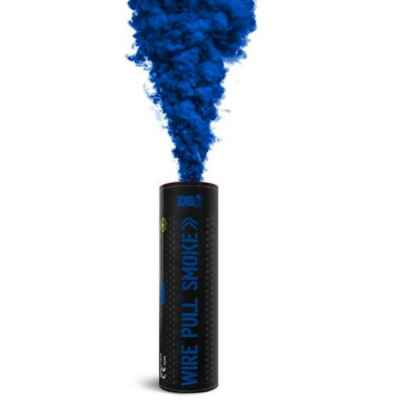 Enolagaye WIREPULL Paintball Smoke Grenade (azul) | Paintball Sports