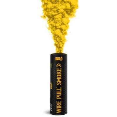 Enolagaye WIREPULL Paintball Smoke Grenade (amarillo) | Paintball Sports