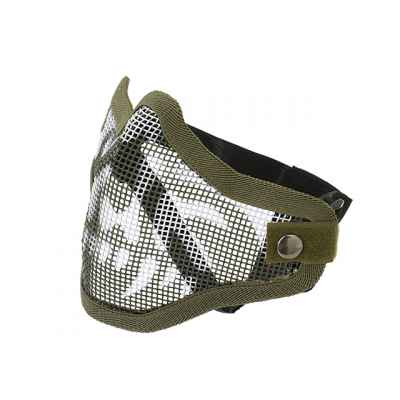Paintball / Airsoft Face Mask COD Style (Woodland) | Paintball Sports