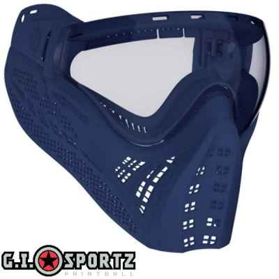 GI Sports Sleek Paintball Mask (azul) | Paintball Sports