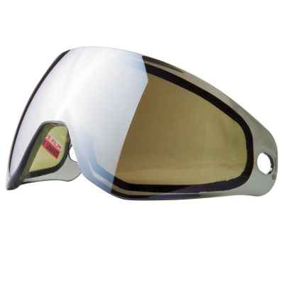 HK Army KLR Thermal Paintball Masking Glass (Mirage Chrome Mirror) | Paintball Sports