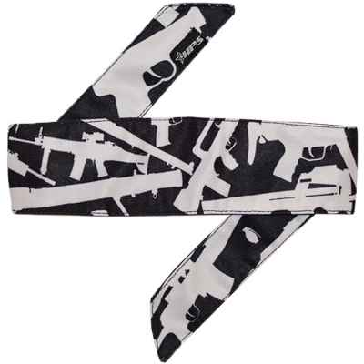 HPS Paintball Head Band (armas blancas) | Paintball Sports