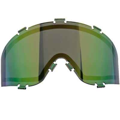 JT Spectra Paintball Thermal Glass (Retro-Yellow) | Paintball Sports