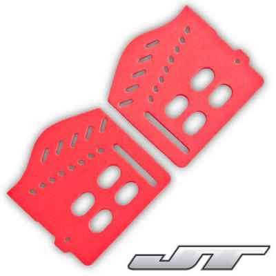 JT Spectra Soft Ear Piece (rojo) | Paintball Sports