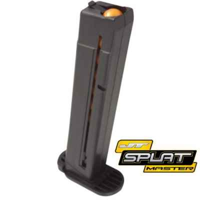 Revista de pistola JT Splatmaster Z100 7 rondas, Cal. 50 | Paintball Sports