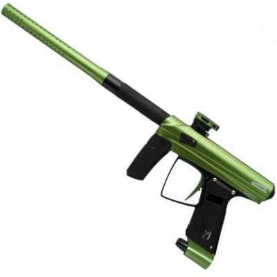 MacDev Drone 2S Paintball Marker (verde / negro) | Paintball Sports