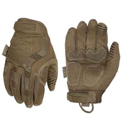 Guantes Mechanix M-Pact (coyote) | Paintball Sports