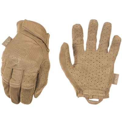 Guantes Mechanix Specialty Vent Covert (coyote) | Paintball Sports