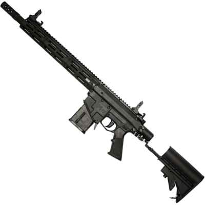 Marcador de paintball Milsig M17 Grizen DMR (negro) | Paintball Sports