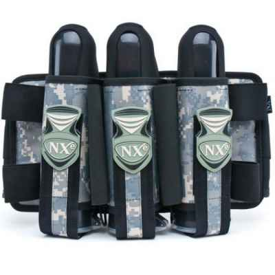NXe Elevation Pro Edition Paintball Battlepack (3 + 2 + 2) Digi Camo | Paintball Sports