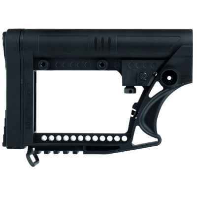 Opsgear Carbine Shoulder Soportes Cover (Negro) | Paintball Sports