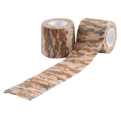 Paintball / Airsoft Camo Tape Tarnkleband (Desierto digital) | Paintball Sports