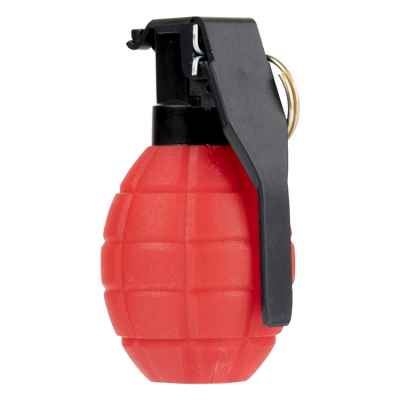 WASP Paintball / Airsoft Hand Grenade Gen. 2 (relleno de color) - ROJO | Paintball Sports