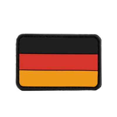 Paintball / Airsoft PVC Velcro Patch (Alemania)   Paintball Sports