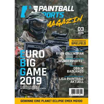 Paintball Sports Magazine - Tu revista Paintball (Edición 03/2019) | Paintball Sports