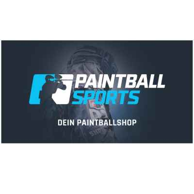 Paintball Sports Banner 130x70cm (jugador del torneo)   Paintball Sports