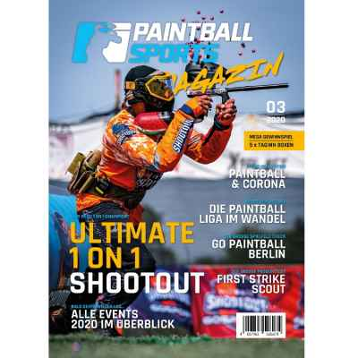 Paintball Sports Magazin: tu revista de paintball (número 03/2020) | Paintball Sports