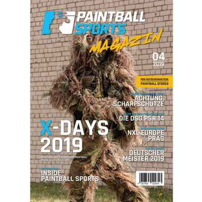 Paintball Sports Magazine: tu revista Paintball (número 04/2019) | Paintball Sports