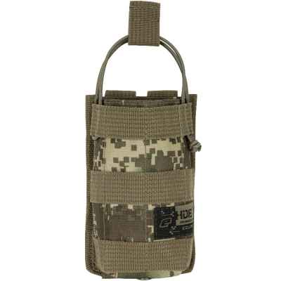 Planet Eclipse Single Mag Pouch / Magazin Pouch para CF20 / DYE DTM20 (camuflaje HDE) | Paintball Sports