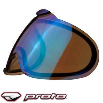Proto Switch EL Paintball Thermal Masked Glass (Blue Ice) | Paintball Sports