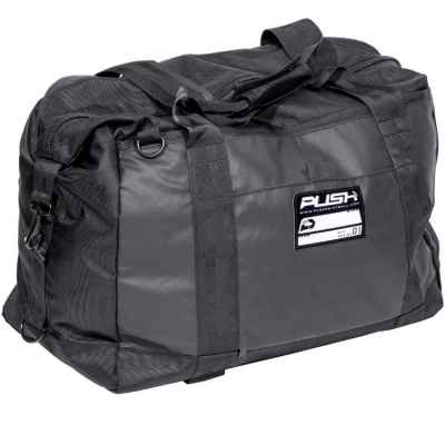 Push Division One Duffel Bag / Paintball Sports Bag (Negro) | Paintball Sports