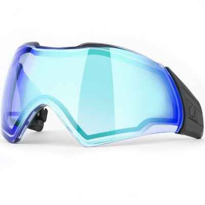 Push Unite Paintball Thermal Masking Glass (cromo azul) | Paintball Sports