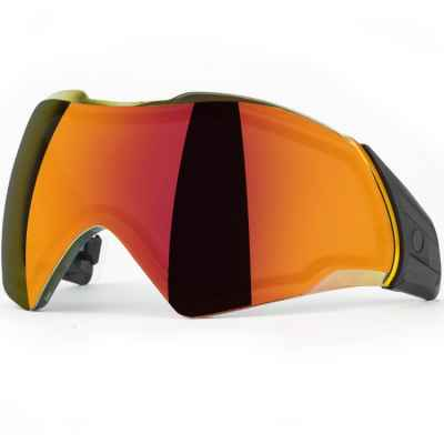 Push Unite Paintball Thermal Masking Glass (cromo rojo) | Paintball Sports